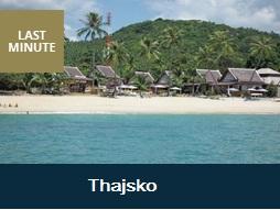nejvýhodnější Last minute do Thajka