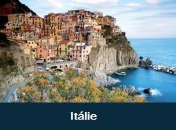 Nejlepší poznávací  zájezdy do Itálie - Sardínie, Benátky, Řím