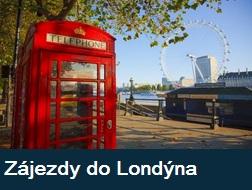Nejlepší poznávací  zájezdy do Londýna a Anglie