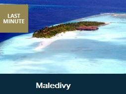 nejvýhodnější Last minute na Maledivy